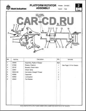 genie industries gs 2668 dc service manual pdf