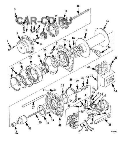 Wiring Diagrams 2000 Hummer H1